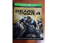 Gears of War 4 ultimate edition download code new