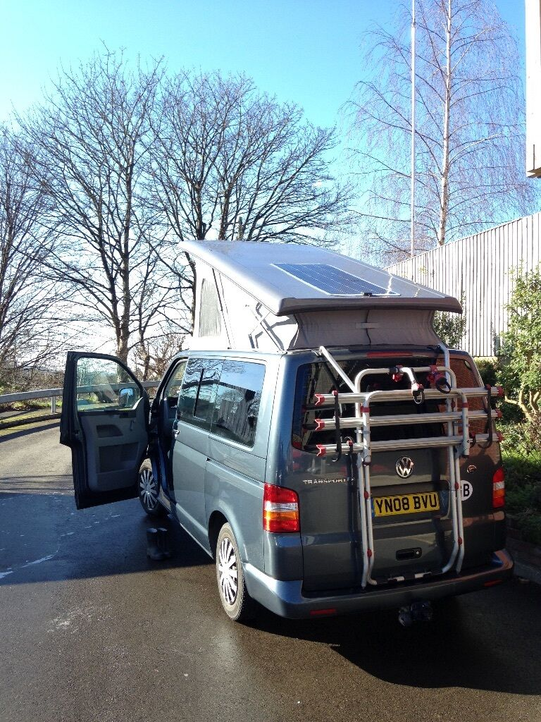 Beautifully Converted VW T5 Campervan By Cambee