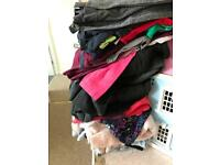 Car boot clothes bundle