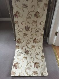 PAIR OF CURTAINS FROM HOUSE OF FRASER 72inch DROP