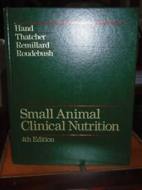 Veterinary Small Animal Clinical Nutrition book