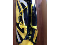 NEW Carlton Tennis or Badminton Large Tour Holdall Sports equipment Bag ideal for clubs