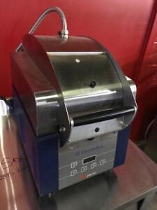 $8,000 Electrolux 603855 High Speed Sandwich Press - Ribbed Top, Smooth Bottom, Stainless