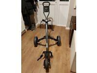 ProAction 3 Wheel Golf Trolley