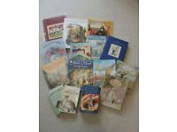 A Job Lot Of Children's Hardback Books Including First Editions And First Thus