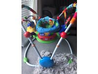 Einstein baby jumperoo