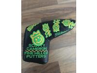 Scotty Cameron Augusta Georgia Putter Cover Brand New
