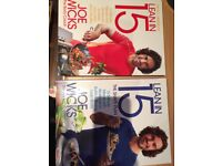 Lean in 15 cook books