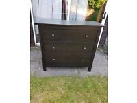 IKEA Hemnes Chest of 3 Drawers