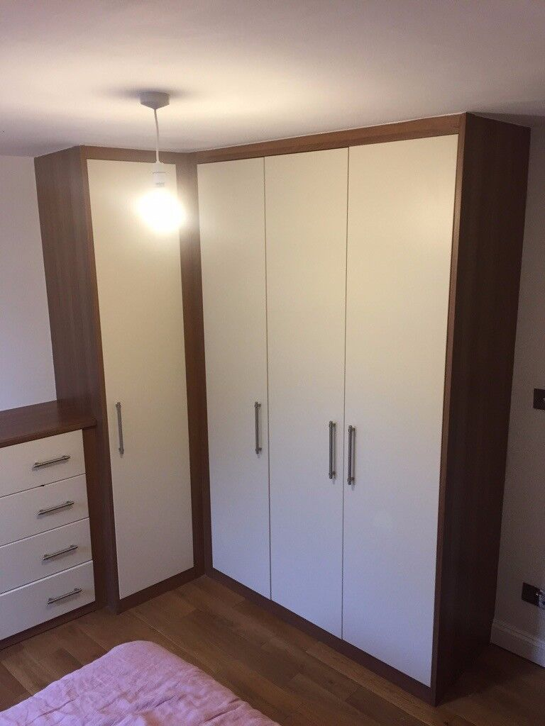 new product b76ce 48d9b Sharps 'Manhattan' fitted wardrobes and drawers (originally £3650) | in  Rickmansworth, Hertfordshire | Gumtree