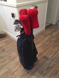 Golf Clubs - full set plus a few extra