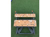 Black and Decker workmate 750 in good used condition