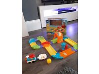 Vtech baby toot toot track drivers set