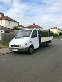 Mercedes sprinter Drop side 311 cdi