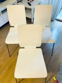 IKEA Chair ( white)