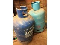 Gas bottle (empty)