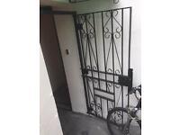 Door and window security gate