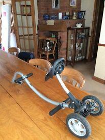 Buggy/pushchair toddler bike Ttatchment