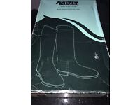 Horse riding boots by Dublin - size 2