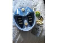 Remington Foot Spa with accessores