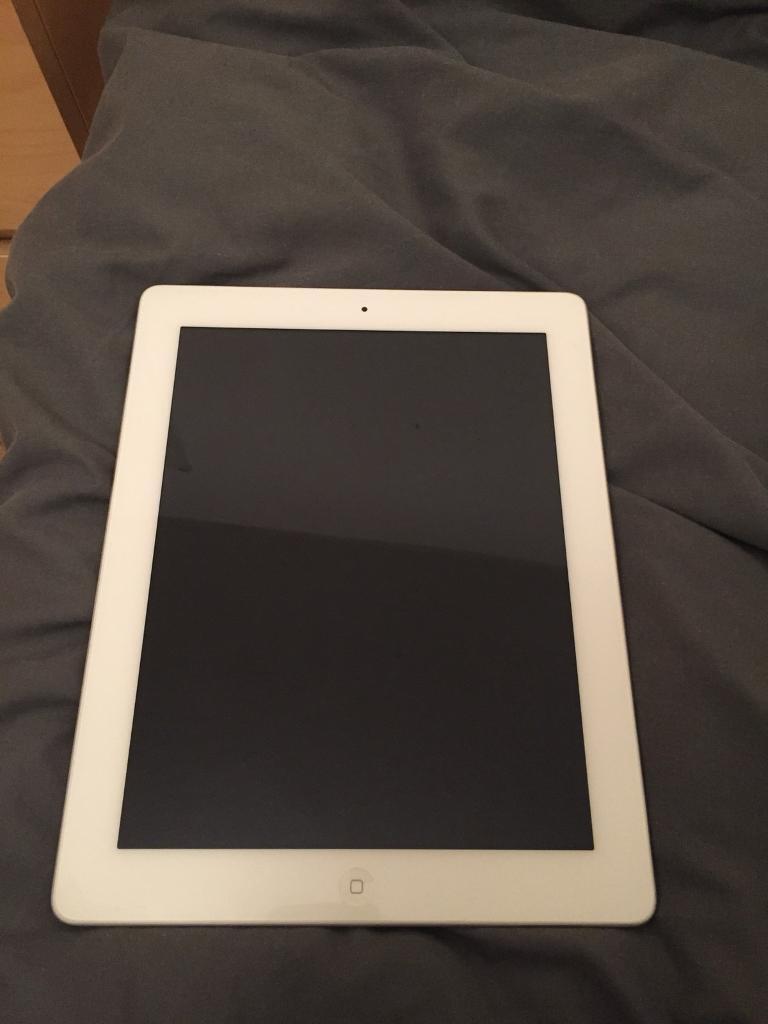 Apple IPad 4 128GB white refurbished