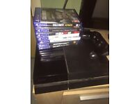 PlayStation 4 500gb +7Games +controller