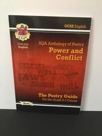 AQA Power and conflict poetry guide