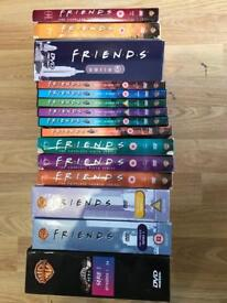 Friends DVD Complete collection 1-10