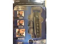 Shave Trimmer + Edge All in 1 New