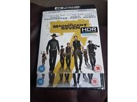 Magnificent Seven: 4K Ultra HD and Blu Ray