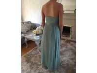 Aqua Pure Silk Dress