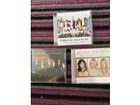 Selection of CDs