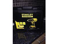 Stanley fat max 18v drill driver