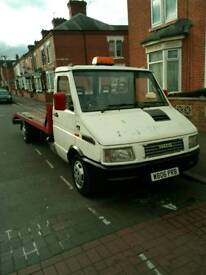 Recovery iveco daily 2.8 turbo