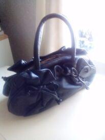 New black handbag. £5.