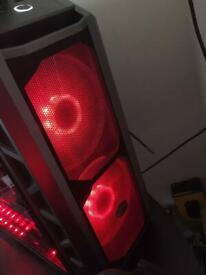 Custom Gaming PC Unlocked i7 2600k NVIDIA EVGA GTX 970   in