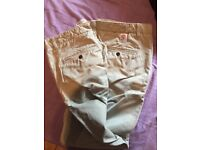 Benjamin & Franklin chinos - great quality and condition