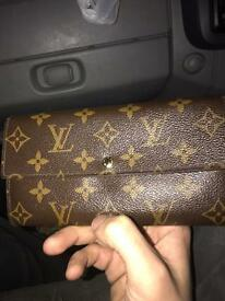 Real Louis Vuitton purse