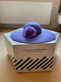 Vintage John Lewis Women's Hat - ladies day