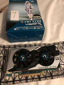 Radeon HD7770 1GB DDR5 Graphics Card