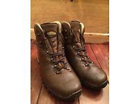Men's Meindl walking boots