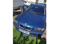 BMW 320D 2004 , good condition
