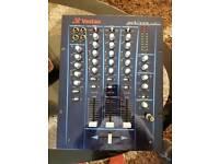 Vestax pcv-175 mixer for sale mint condition