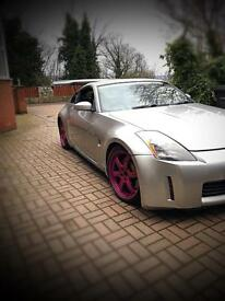 Nissan 350Z - Lots of Mods