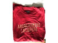 Abercrombie & Fitch vintage long sleeve t-shirt