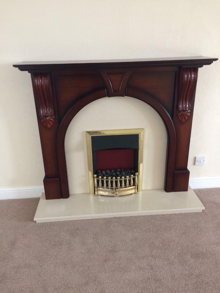 Electric fireplacein Hindley, ManchesterGumtree - As good as new electric fireplace. Full working order. Open for offers
