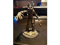Lord of the rings tree beard with merry & pippin warhammer