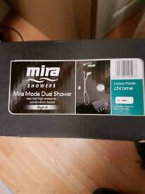 Mira Mode Dual Digital shower