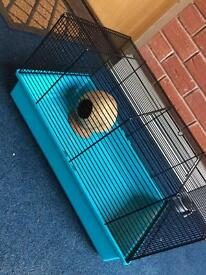 Small pet cage.