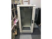 Data Cabinet - 24u floor standing